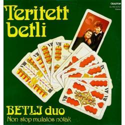 Betli Duo – Terített Betli (Non Stop Mulatós Nóták)