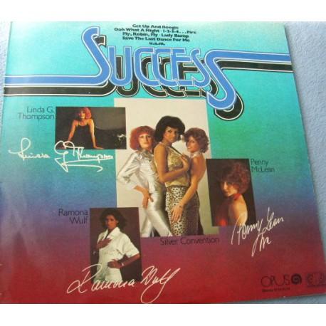 Silver Convention / Penny McLean / Ramona Wulf / Linda G. Thompson – Success