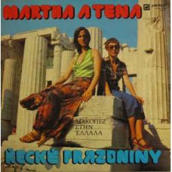 Martha A Tena – Řecké Prázdniny