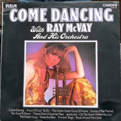 Ray McVay And His Orchestra* – Come Dancing