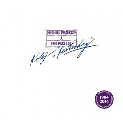 """Michal Prokop A Framus – Kolej """"Yesterday"""" (LP/DVD)"""