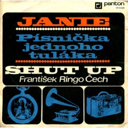 František Ringo Čech – Janie / Písnička Jednoho Tuláka