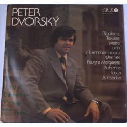 Peter Dvorský – Peter Dvorský