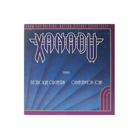 Olivia Newton-John / Electric Light Orchestra – Xanadu (From The Original Motion Picture Soundtrack)