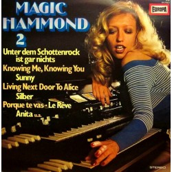 """The Dave """"Tricky"""" Collins Group – Magic Hammond 2"""