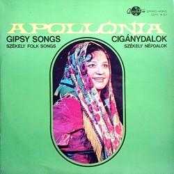 Apollónia– Gipsy Songs - Székely Folk Songs