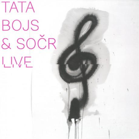 Tata Bojs & SOČR – Live