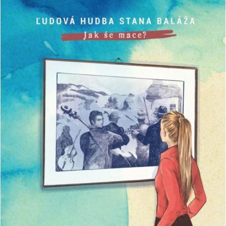 Ľudová hudba Stanislava Baláža - Jak še mace?