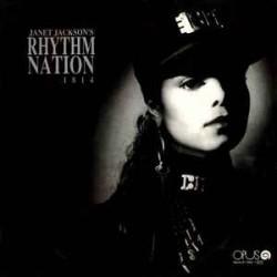 Janet Jackson – Janet Jackson's Rhythm Nation 1814