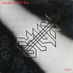 Styx – Caught In The Act Live