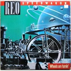 REO Speedwagon – Wheels Are Turnin'