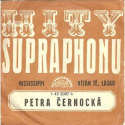Petra Černocká – Mississippi / Vítám Tě, Lásko