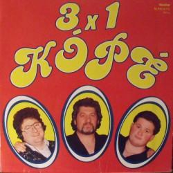 3x1 Kópé – 3x1 Kópé